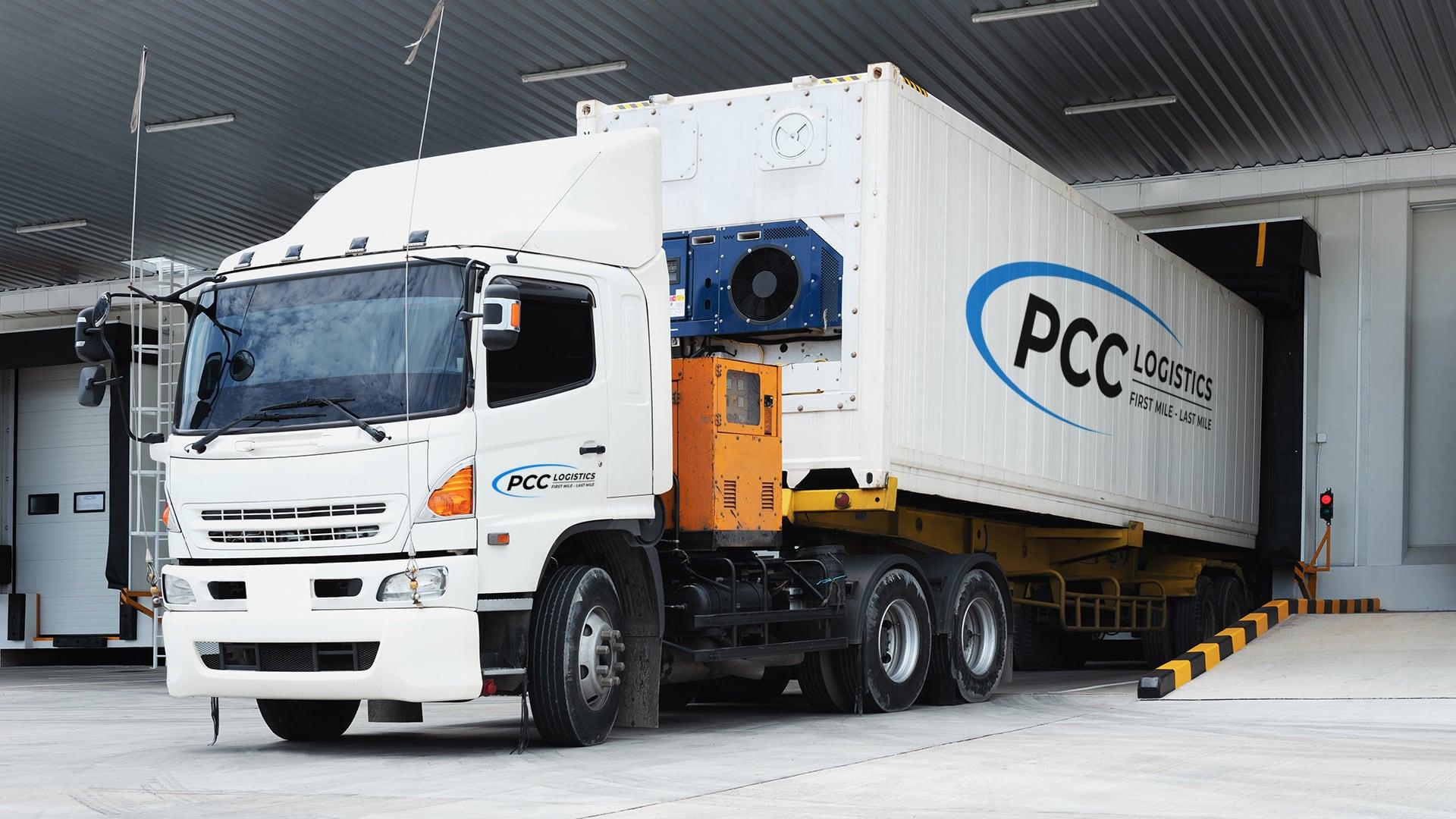 PCC Distribution Truck
