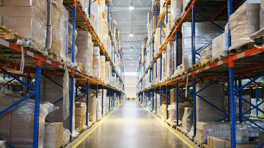 Climate controled warehousing - PCC Logistics